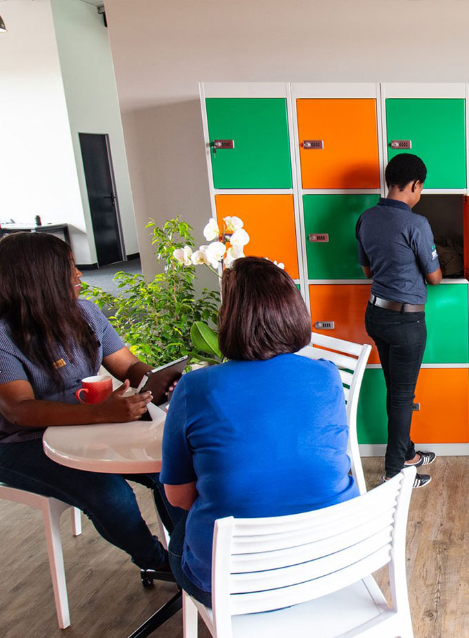 Co-working | Private Offices | Meeting Rooms